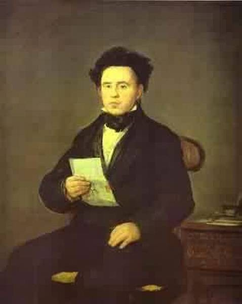 Juan bautista de maguiro 1827 museo del prado madrid spai